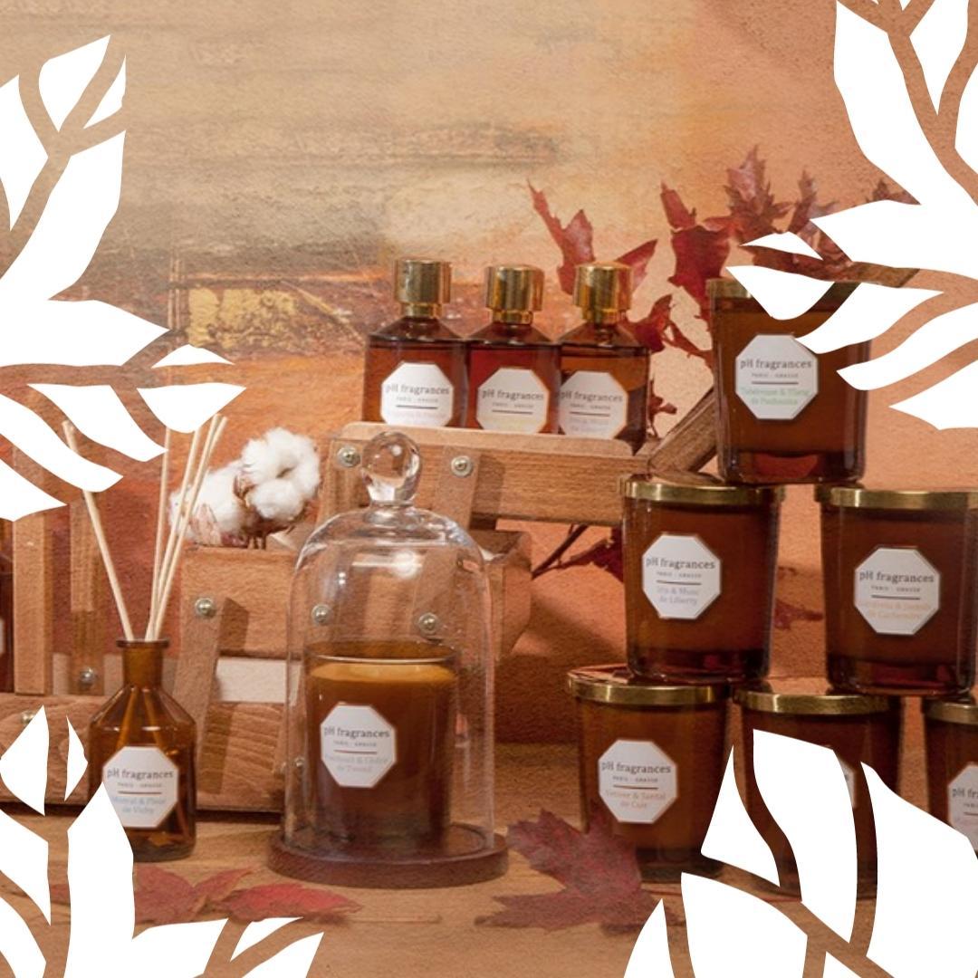 Camille & pH fragrances