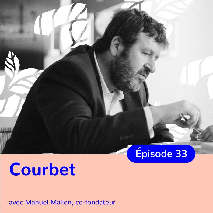 Manuel Mallen, co-fondateur de Maison Courbet, la joaillerie écologique et éthique au coeur de la place Vendôme