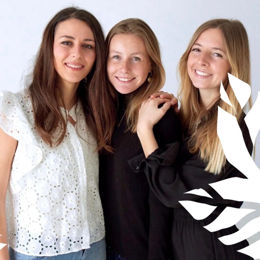 Camille, Laure, Marie-Claire & Medene