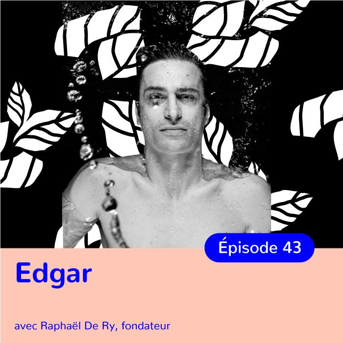 Raphaël De Ry, fondateur de Edgar, première épicerie vrac de Hong Kong