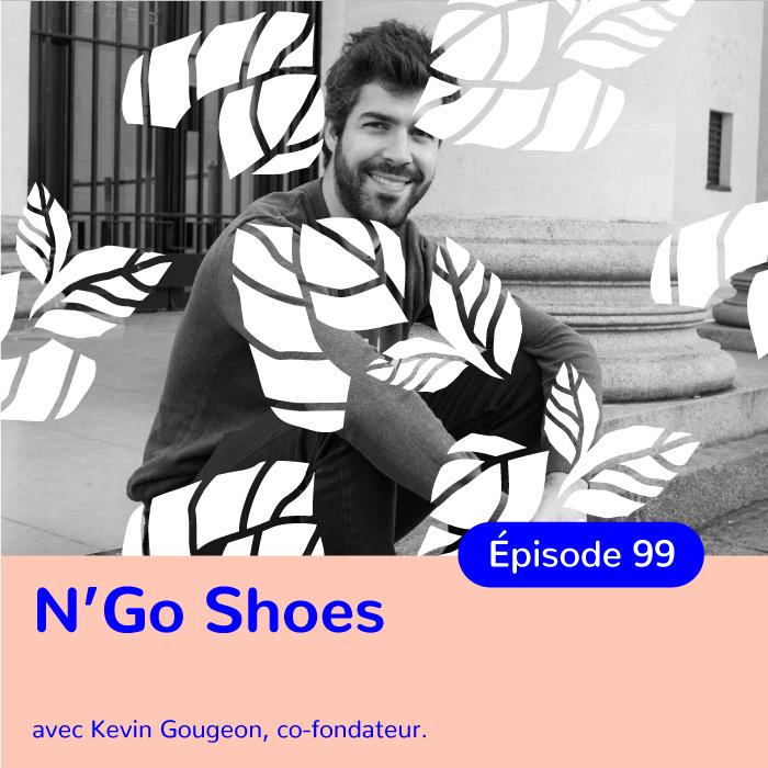Kevin Gougeon, N'Go Shoes, valoriser l'artisanat et les savoirs-faire vietnamien