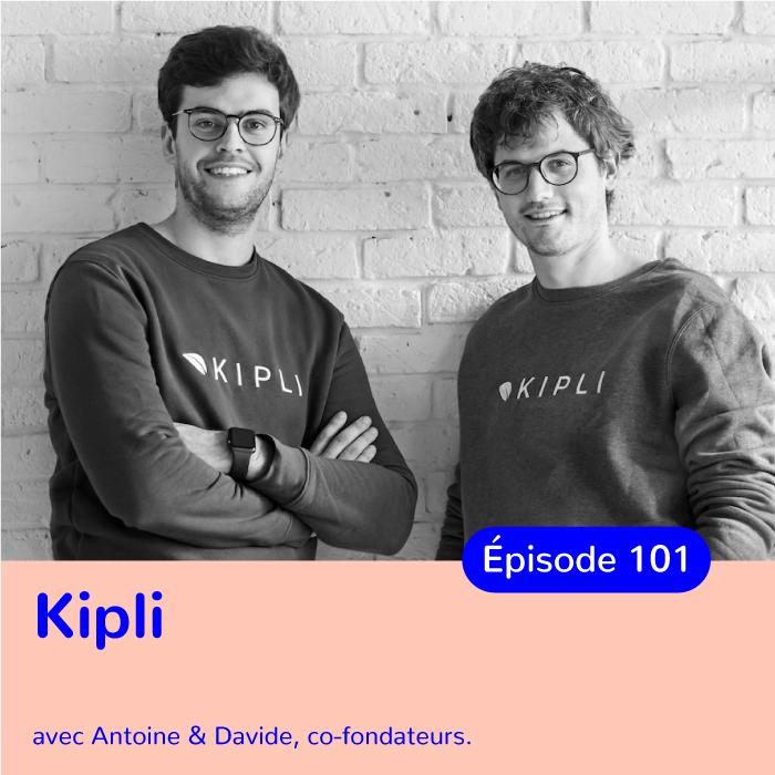 Antoine & Davide, co-fondateurs de Kipli, militer pour un habitat sain et durable