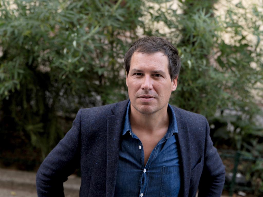 Guillaume Pitron portrait