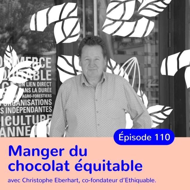 Christophe eberhart, consommer le chocolat de manière responsable